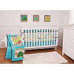 10-Piece Nursery in a Bag Crib Bedding Set $40 (was $119)