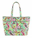 Vera Bradley Grand Tote $27, Saddle Up Crossbody $20