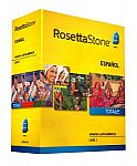 Rosetta Stone Level 1 language-learning software $69