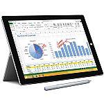 "Microsoft Surface Pro 3 12"" Core i7, 128GB $950 (w/ .edu email)"