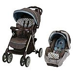 Graco Alano Classic Connect Travel System $130
