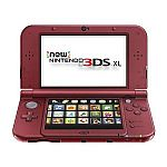 Nintendo 3DS XL Red $156