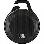 JBL Clip Portable Bluetooth Speaker $30