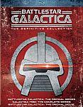 Battlestar Galactica: The Definitive Collection, 18 Discs (Blu-ray) $30