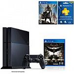 Playstations 4 Console Bundle with 3 Month PSN Card + Madden NFL 16 + 2nd Game $399