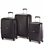 American Tourister Duralite 360 Hardside 3 Piece Nested Set $150