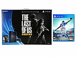 Sony PS4 Last of Us Bundle + Madden NFL 16 $400