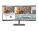 "LG 34UC87C-B 34"" Curved Ultra Wide WQHD 3440 x 1440 Monitor $800"
