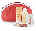 1-Day Beauty Flash Sale: Free 5pc Clarins Gift Set with $50+ Purchase and more