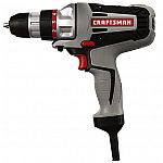 Craftsman BOLT-ON Corded Drill/Driver $20