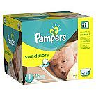 $30 Target Gift Card with Purchase of 2 boxes of Pampers Plus Pack Diapers
