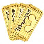 Disney Movie Rewards - $10 Movie Certificate for 600 Points