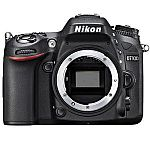 Nikon D7100 24.1 MP DX-Format CMOS Digital SLR Camera Body (Manufacture Refurbished) $600