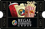 Free $10 Regal Entertainment Group eGift Card with $20 Spending at Regal Movie Theatres (Visa Card Required)
