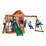 Up to 27% off select cedar outdoor playsets