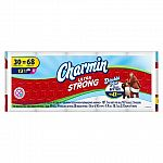 Target - 3 Charmin Toilet Paper 30 Double Plus Rolls + $10 GC + free shipping $29.05 with subscription