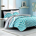 3-PC Essential Home Reversible Quilt Sets ANY SIZE $20, YMMV