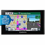 Garmin nuvi 2699LMTHD GPS System Lifetime Maps & HD Traffic (Manufacture Refurbished) $140