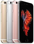 Apple iPhone 6s 64GB (Verizon or Sprint) $100 w/ 2-Year Contract