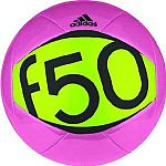 adidas Performance F50 X-ite II Soccer Ball from $4 (add-on item)