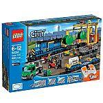 LEGO City Trains Cargo Train 60052 Building Toy $134