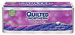 60-Ct Quilted Northern 3 ply Toilet Paper Double Rolls + $10 Target Gift Card for $30.38
