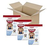648-Count Huggies Simply Clean Baby Wipes Unscented Refill $8.32