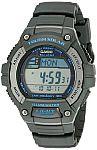 Casio Men's Solar-Powered W-S220-8AVCF Grey Watch $17.49
