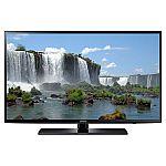 """Samsung UN50J6200 50"""" 1080p Smart LED TV + $150 GC $500"""