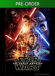 Star Wars: The Force Awakens + Bonus Feature (HD Video - Pre Order) $14.95