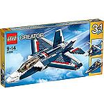 Lego Creator Blue Power Jet $47 + pickup only