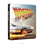 Back to the Future 30th Anniversary Trilogy (Steelbook) (Blu-ray) $25
