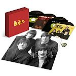 """The Beatles - The Singles 7"""" Vinyl Set  (Ticket to Ride / Yes It Is and more) $16.80"""