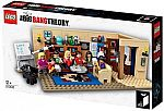 LEGO Ideas The Big Bang Theory 21302 Building Kit $51.74