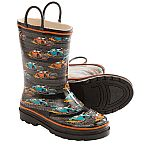 Western Chief Pattern Rain Boots (Toddlers size 11,12) $8.50