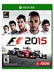 F1 2015 for PS4/Xbox one $20