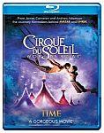 Cirque du Soleil: Worlds Away (Blu-Ray) $5