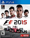 F1 2015 (PS4 or Xbox One) $20