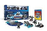 Skylanders SuperChargers Dark Edition Starter Pack (PS4) $35