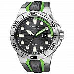Citizen Men's Eco-Drive Stainless Steel Scuba Fin Diver's Watch $99 and more