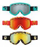 Dragon D1 Snow Goggles With Bonus Lens $37.99