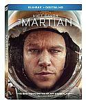 The Martian (Blu-ray + Digital HD) $15
