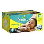 $20 Gift Card with Purchase of 3 or more Box of Diapers