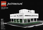 LEGO Architecture: Villa Savoye 21014 $70
