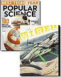 Wired & Popular Science 2-Magazine Bundle $8