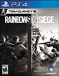 Tom Clancy's Rainbow Six Siege (PS4, Xbox One) $34.99