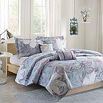 Intelligent Design Arcadia Full/Queen 5-Piece Comforter Set $30