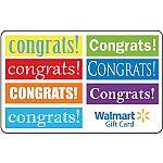 $25 Walmart Gift Card $15