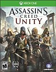 Assassin's Creed Unity (Standard Edition - Xbox One) $10