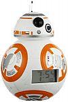 Star Wars The Force Awakens BB-8 Alarm Clock $19.63